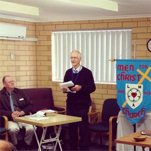 Lutheran Men of Australia
