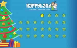Happtland Advent Calendar