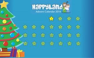 Happtland Advent Calendar