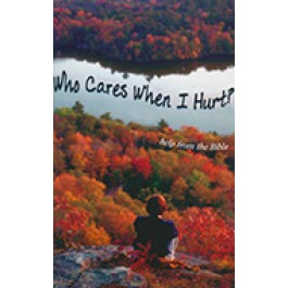 Who Cares When I Hurt? - Booklets
