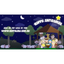 Free Happyland Christmas Cards
